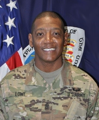 USACHCS Command Sergeant Major